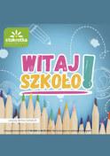 Gazetka promocyjna Stokrotka - Witaj szkoło! - ważna do 05-09-2018