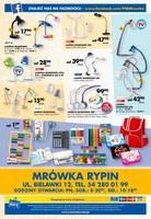 Gazetka promocyjna PSB Mrówka - Oferta promocyjna - Rypin