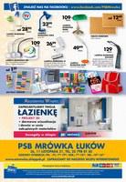 Gazetka promocyjna PSB Mrówka - Remontuj z nami - Łuków