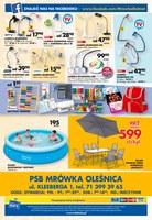 Gazetka promocyjna PSB Mrówka - Remontuj z nami - Oleśnica