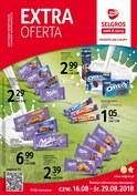 Gazetka promocyjna Selgros Cash&Carry - Extra oferta - ważna do 29-08-2018
