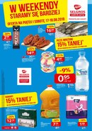 Gazetka promocyjna Selgros Cash&Carry - W weekendy staramy się bardziej