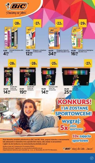 Gazetka promocyjna Tesco Hipermarket, ważna od 16.08.2018 do 22.08.2018.