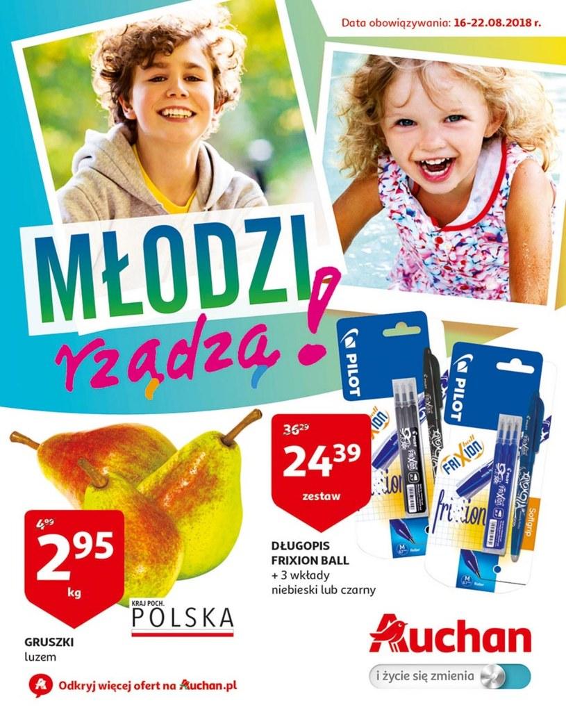 Auchan: 6 gazetki