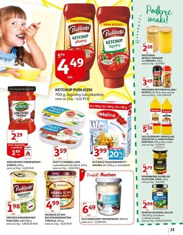 Gazetka promocyjna Auchan, ważna od 16.08.2018 do 22.08.2018.