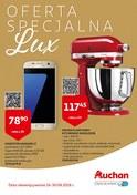 Gazetka promocyjna Auchan - Oferta specjalna Lux - ważna do 30-08-2018