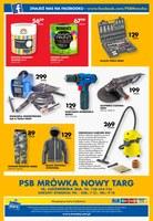 Gazetka promocyjna PSB Mrówka - Wielka wyprzedaż - Nowy Targ