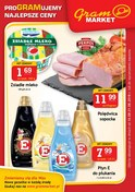 Gazetka promocyjna Gram Market - Gazetka promocyjna - ważna do 21-08-2018