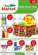 Gazetka promocyjna Top Market - Gazetka promocyjna - ważna do 18-08-2018