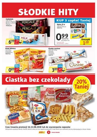 Gazetka promocyjna Prim Market, ważna od 16.08.2018 do 22.08.2018.