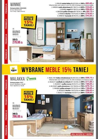 Gazetka promocyjna Forte, ważna od 10.08.2018 do 11.09.2018.