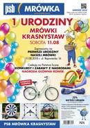 Gazetka promocyjna PSB Mrówka - Urodziny Mrówki - Krasnystaw
