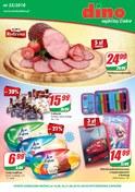 Gazetka promocyjna Dino - Gazetka promocyjna - ważna do 21-08-2018