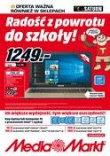 Gazetka promocyjna Saturn - Gazetka promocyjna - ważna do 20-08-2018