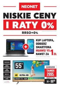 Gazetka promocyjna Neonet, ważna od 16.08.2018 do 05.09.2018.