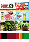 Gazetka promocyjna Chata Polska - Cuda cenowe  - ważna do 22-08-2018