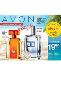 Gazetka promocyjna Avon, ważna od 16.08.2018 do 05.09.2018.