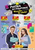 Gazetka promocyjna Biedronka - Piątka na powitanie - ważna do 08-09-2018