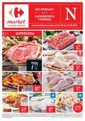 Gazetka promocyjna Carrefour Market - Superoferta tygodnia - ważna do 27-08-2018