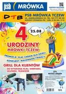 Gazetka promocyjna PSB Mrówka - Urodziny Mrówki - Tczew