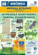 Gazetka promocyjna PSB Mrówka - Oferta handlowa - Myślenice
