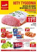 Gazetka promocyjna POLOmarket - Gazetka promocyjna - ważna do 28-08-2018