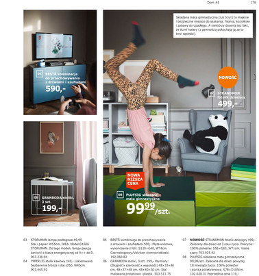 Gazetka promocyjna IKEA, ważna od 20.08.2018 do 31.07.2019.