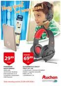 Gazetka promocyjna Auchan - Nowy sprzęt na nowy sezon! - ważna do 04-09-2018