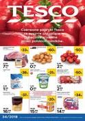 Gazetka promocyjna Tesco Hipermarket - Oferta handlowa - ważna do 29-08-2018