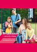 Gazetka promocyjna EMPiK - Projekt szkoła - zacznij z klasą - ważna do 18-09-2018