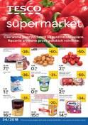 Gazetka promocyjna Tesco Supermarket - Gazetka promocyjna  - ważna do 28-08-2018