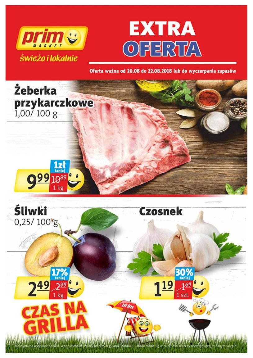 Prim Market: 3 gazetki