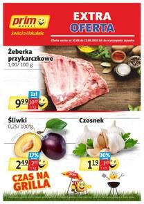 Gazetka promocyjna Prim Market, ważna od 20.08.2018 do 22.08.2018.