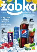Gazetka promocyjna Żabka - Łap lato i okazje - ważna do 04-09-2018
