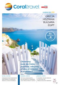 Gazetka promocyjna Coral Travel  - Coralove lato 2018 - ważna do 30-09-2018
