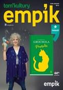 Gazetka promocyjna EMPiK - Tom kultury - ważna do 04-09-2018