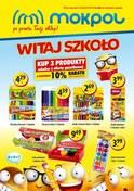 Gazetka promocyjna Mokpol - Witaj szkoło  - ważna do 04-09-2018