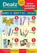 Gazetka promocyjna Dealz - Super gadżety do szkoły  - ważna do 29-08-2018