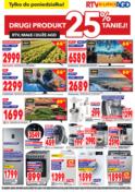 Gazetka promocyjna RTV EURO AGD - Drugi produkt 25% taniej  - ważna do 27-08-2018