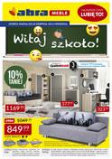 Gazetka promocyjna Abra - Witaj szkoło! - ważna do 06-09-2018