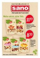 Gazetka promocyjna Sano - Gazetka promocyjna