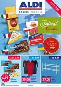 Gazetka promocyjna Aldi - Festiwal Europa - ważna do 08-09-2018