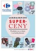 Gazetka promocyjna Carrefour - Superceny - ważna do 08-09-2018