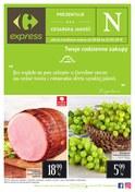 Gazetka promocyjna Carrefour Express - Twoje codzienne zakupy - ważna do 03-09-2018