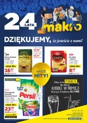 Gazetka promocyjna Makro Cash&Carry - 24 lata makro - ważna do 10-09-2018