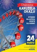 Gazetka promocyjna Makro Cash&Carry - Urodzinowa karuzela okazji - ważna do 10-09-2018