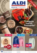 Gazetka promocyjna Aldi - Tradycja warta poznania! - ważna do 15-09-2018