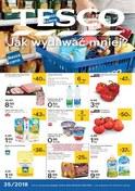 Gazetka promocyjna Tesco Hipermarket - Jak wydawać mniej? - ważna do 05-09-2018