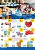 Gazetka promocyjna Tesco Supermarket - Jak wydawać mniej? - ważna do 05-09-2018