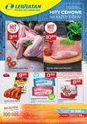Gazetka promocyjna Lewiatan - Oferta handlowa - Kujawy - ważna do 05-09-2018
